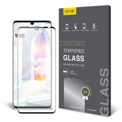 Olixar LG Velvet Full Cover Glass Screen Protector