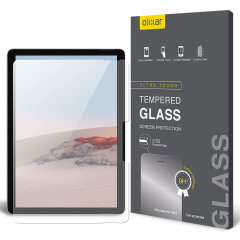 This ultra-thin tempered glass screen protector for the Microsoft Surface Go 2 from Olixar offers toughness, high visibility and sensitivity all in one package.