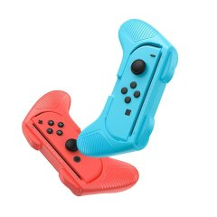 Create a new gaming experience with the Baseus joy-con handle set. These Joy-Con holders allow your gaming experience to be more comfortable and makes gaming a lot easier and fun. With better grip and a convenient hold take your gaming to the next level.