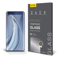 This ultra-thin tempered glass screen protector for the Xiaomi Mi 10 Pro 5G from Olixar offers toughness, high visibility and sensitivity all in one package.