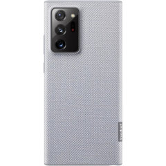 Protect your Samsung Galaxy Note 20 Ultra with this Official Kvadrat case in Grey. Stylish and protective, this case is the perfect accessory for your Samsung Galaxy Note 20 Ultra. Compatible with 4G and 5G variants.