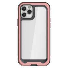 Equip your new iPhone 12 Pro with the most extreme and durable protection around! The Pink Ghostek Atomic Slim 3 provides rugged drop and scratch protection whilst keeping the phone slim and stylish.