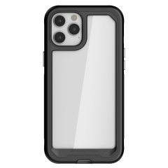 Ghostek Atomic Slim 3 iPhone 12 Pro Max Case - Black