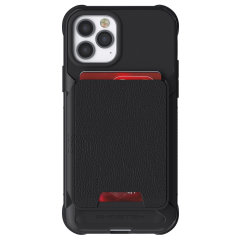 The Exec 4 premium wallet case in Black provides your iPhone 12 Pro with fantastic protection. Also featuring storage slots for your credit cards, ID and cash.