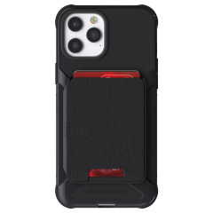 Ghostek Exec 4 iPhone 12 Pro Max Wallet Case - Black