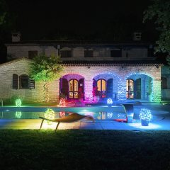 Add colour to your festive celebrations with Twinkly 100 Smart Lights Gen II. Using the free iOS & Android companion app, brighten up your tree with a range of built-in animations & effects or create your own & share them with others.
