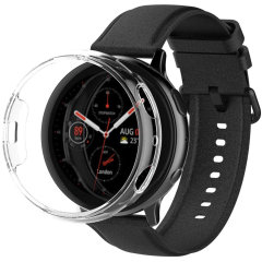 Araree Nukin Galaxy Watch Active 2 44mm Bezel Protector - Clear