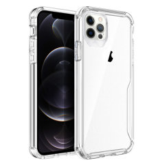 Perfect for iPhone 12 Pro owners looking to provide exquisite protection that won't compromise iPhone's sleek design, the NovaShield from Olixar combines the perfect level of protection in a sleek and clear bumper package.