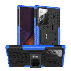 Olixar ArmourDillo Samsung Galaxy Note 20 Ultra Protective Case - Blue