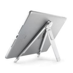 Olixar Samsung Galaxy Tab S5e Adjustable Tablet Desk Stand - Silver