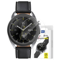 Araree Sub-Core Samsung Galaxy Watch 3 Glass Screen Protector - 41mm