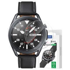Araree Sub-Core Samsung Galaxy Watch 3 Glass Screen Protector - 45mm