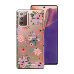 LoveCases Samsung Galaxy Note 20 Gel Case - Ditsy Flowers