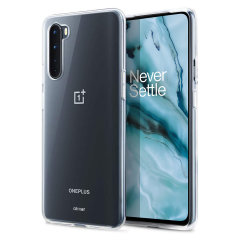 Olixar Ultra-Thin OnePlus Nord Case - 100% Clear