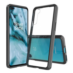 Olixar ExoShield OnePlus Nord Case - Black