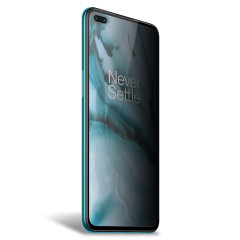 This tempered glass screen protector for the OnePlus Nord from Olixar has complete edge to edge screen protection, toughness, high visibility and sensitivity all in one package, with the added bonus of a privacy filter.