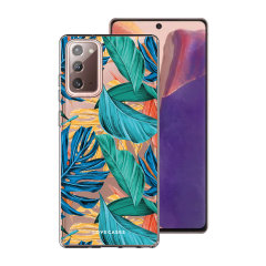 LoveCases Samsung Galaxy Note 20 5G Gel Case - Vacay Vibes