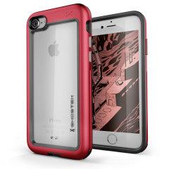 Ghostek Atomic Slim iPhone SE 2020 Tough Case - Red