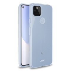 Custom moulded for the Google Pixel 4a 5G, this 100% clear Ultra-Thin case by Olixar provides slim fitting and durable protection against damage