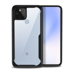 Perfect for Google Pixel 4a 5G owners looking to provide exquisite protection that won't compromise the Pixel's sleek design, the NovaShield from Olixar combines the perfect level of protection in a sleek black and clear bumper package.