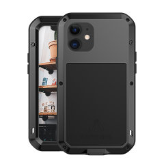 Love Mei Powerful iPhone 12 mini Protective Case - Black