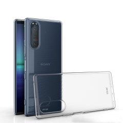 Olixar Sony Xperia 5 II Ultra-Thin Case - 100% Clear