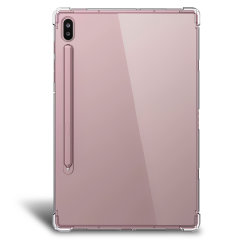 Olixar Flexishield Samsung Galaxy Tab S7 Plus Case - 100% Clear