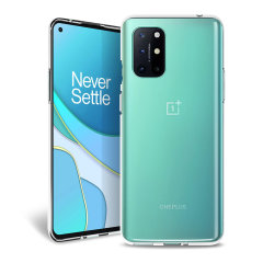 Olixar Ultra-Thin OnePlus 8T Case - 100% Clear