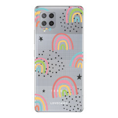 Take your Samsung Galaxy A42 5G to the next level with this Abstract Rainbow phone case from LoveCases. Cute but protective, the ultra-thin case provides slim fitting and durable protection against life's little accidents.