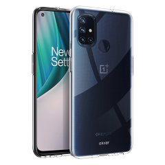 Custom moulded for the OnePlus Nord N10 5G, this clear FlexiShield gel case from Olixar provides excellent protection against damage as well as a slimline fit for added convenience.