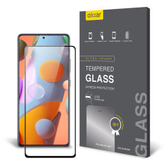 This ultra-thin tempered glass screen protector for the Samsung Galaxy A72 from Olixar offers toughness, high visibility and sensitivity all in one package. Feel secure with Olixar. 