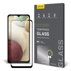 Olixar Samsung Galaxy A12 Tempered Glass Screen Protector