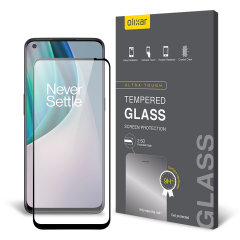 This ultra-thin tempered glass screen protector for the Oneplus Nord N10 5G from Olixar offers toughness, high visibility and sensitivity all in one package.