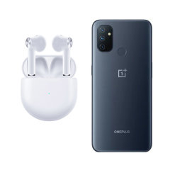 Experience long lasting surreal sound with the Official OnePlus N10 5G Buds in White. Engineered with superior sound quality, the OnePlus N10 5G Buds are suitable for all occasions supporting you in your daily lifestyle.