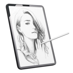 Fall in love with drawing and writing on your iPad Pro 11 inch. This screen protector from PaperLike, is developed for those who want to express their creative freedom with the precision of paper in a paperless environment.