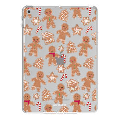 "LoveCases iPad 10.2"" Model Gel Case - Christmas Gingerbread"