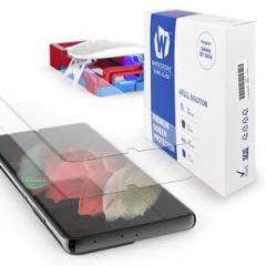 Whitestone E-Jig Samsung Galaxy S21 Ultra Full Cover Screen Protector