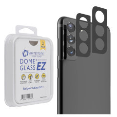 Whitestone Dome EZ Samsung Galaxy S21 Plus Camera Protector - 2 Pack