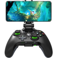 The Official Samsung MOGA XP5-X Plus Bluetooth controller, brings the versatility of current and future gaming on a mobile device with Android, tablet or PC, anywhere and exactly according to your ideas. Play to win across platforms on multiple devices.