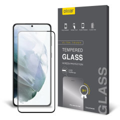 Olixar Samsung Galaxy S21 Plus Tempered Glass Screen Protector