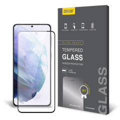 Olixar Samsung Galaxy S21 Tempered Glass Screen Protector
