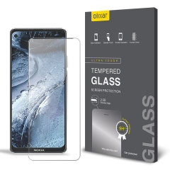 This ultra-thin tempered glass screen protector for the Nokia 7.3 5G from Olixar offers toughness, high visibility and sensitivity all in one package.