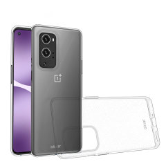 Olixar Ultra-Thin Oneplus 9 Pro Case - 100% Clear