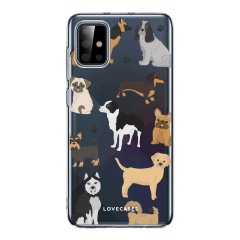 Take your Samsung Galaxy A72 to the next level with this stunning and utterly pawsome case from LoveCases! Cute but protective, the ultra-thin case provides slim fitting and durable protection against lifes little accidents.