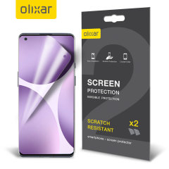 Olixar OnePlus 9 Pro Film Screen Protector 2-in-1 Pack