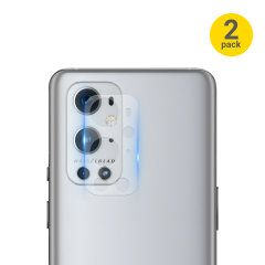 This 2 pack of ultra-thin rear camera protectors for the OnePlus 9 Pro from Olixar offers toughness and superb clarity for your photography all in one package. Feel secure with Olixar.