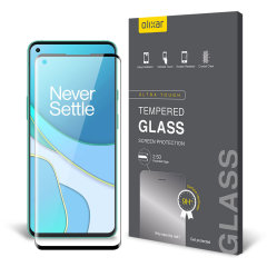 This ultra-thin tempered glass screen protector for the OnePlus 8T from Olixar offers toughness, high visibility and sensitivity all in one package. Feel secure with Olixar.