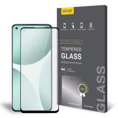 This ultra-thin tempered glass screen protector for the OnePlus 9 from Olixar offers toughness, high visibility and sensitivity all in one package. Feel secure with Olixar.