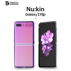 Araree Nukin Samsung Galaxy Z Flip 5G Case - Crystal Clear