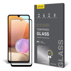 Olixar Samsung Galaxy A32 Tempered Glass Screen Protector